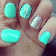 spring nails 2014. love
