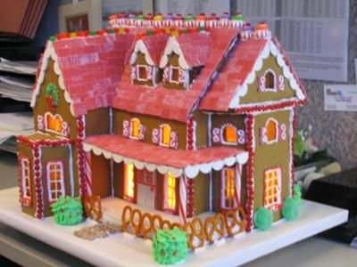 Cute Gingerbread House Decorating Ideas House Interior
