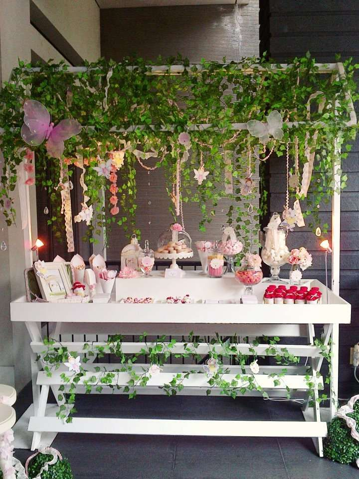 Enchanted Garden Fairy Party' Birthday Party Ideas Gardens