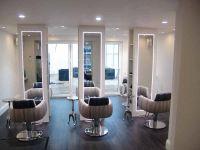 home hair salon   teytey   Pinterest   Salons and Interiors