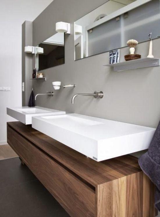 + De 73 Ideas De Decoración Para Baños Modernos Pequeños
