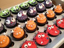 Cupcakes Jes' Birthday Party