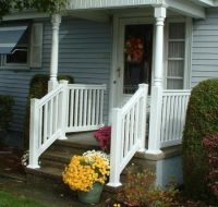Ideas For Small Front Porch | For the home | Pinterest ...