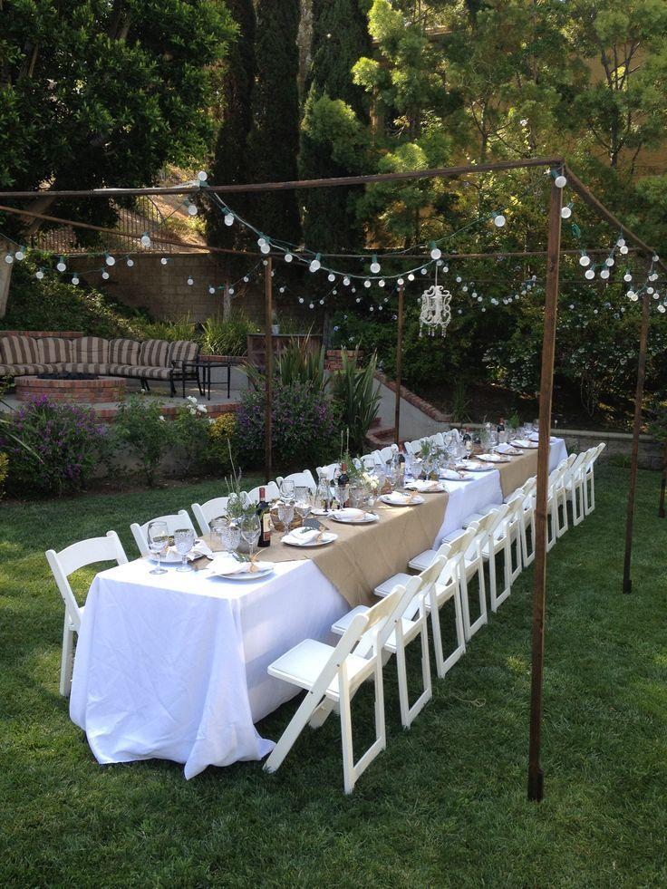 15 Outdoor Spaces Garden Backyards #Decor & #Design Ideas