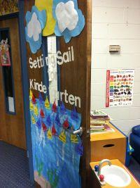 Kindergarten Door Decoration Ideas Custom Home Design