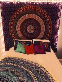 Lady Scorpio Bohemian Bedroom, filled with Gypsy Mandala ...