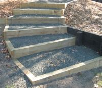 Outdoor Landscaping Ideas hill steps | Found on bing.com ...