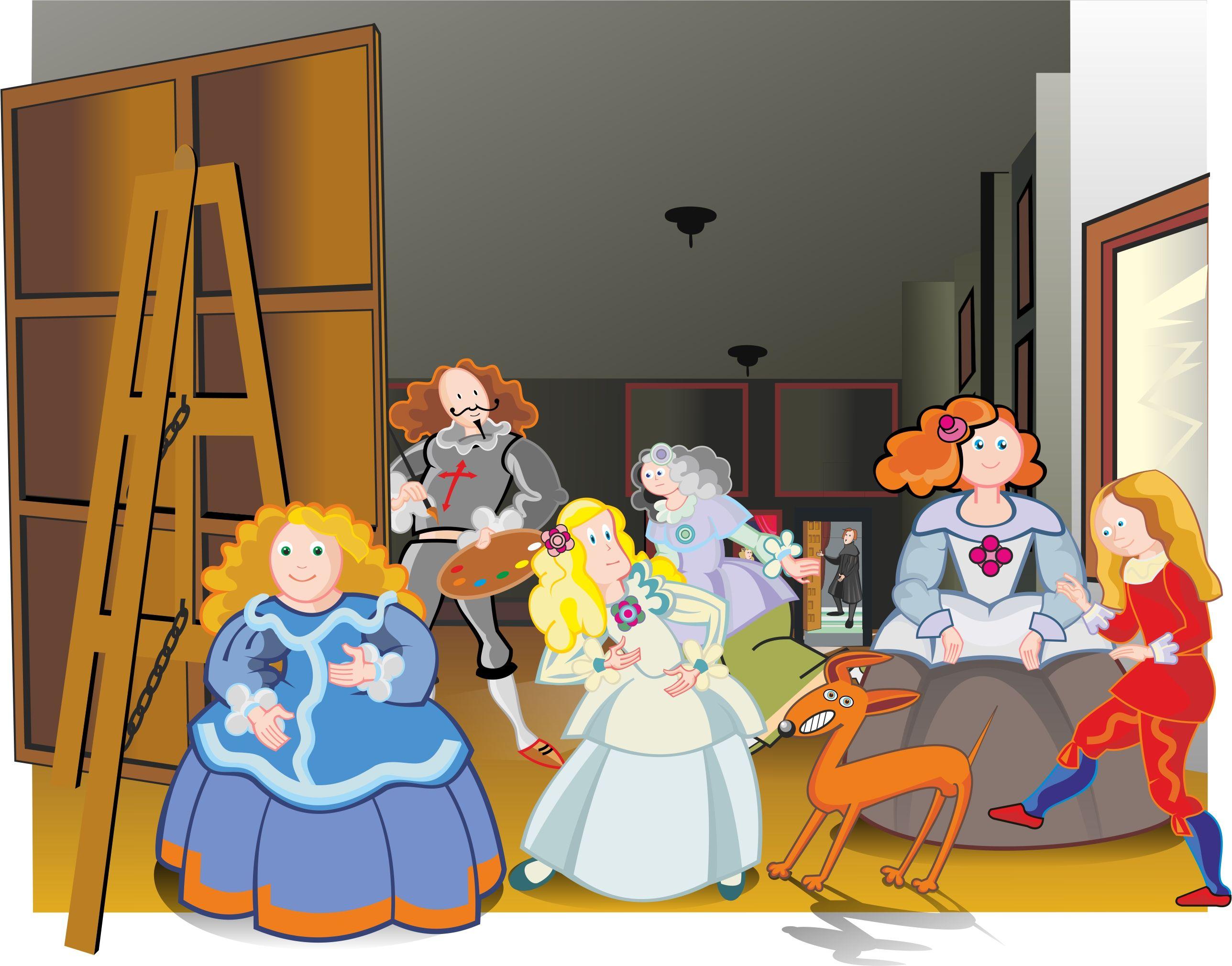 Meninas Animationbull