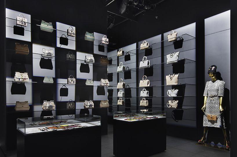 New Dolce & Gabbana Design Store By Curiosity In Tokyo Interior