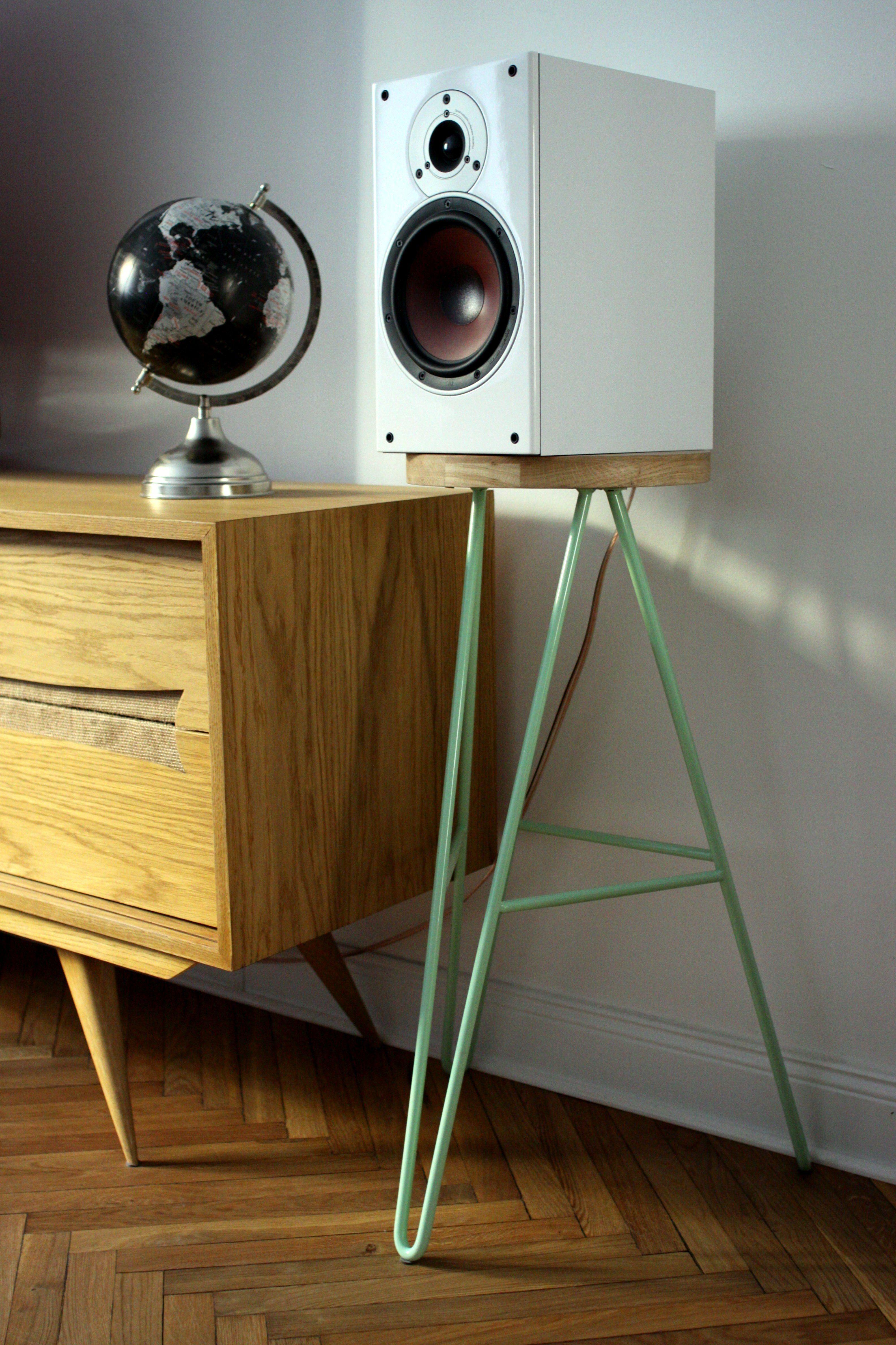 The 25 Best Wooden Speaker Stands Ideas