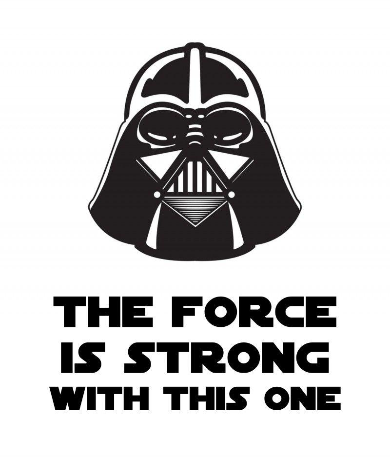Darth Vader Sharpie Mug + 2 FREE Frameable Printables