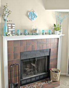 Home tour coastal decor beach decorations diy also the artsy cajun rh pinterest