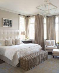 Wayne Windham Architect - bedrooms - greige walls, greige ...