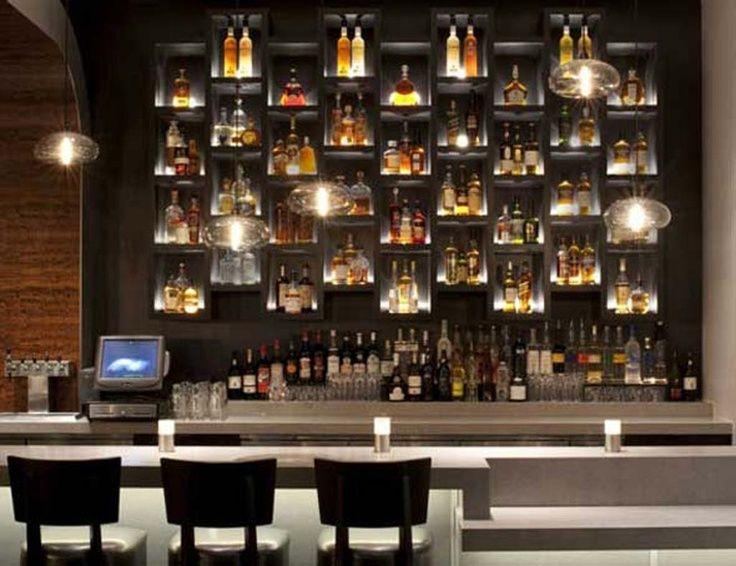 Back Bar Designs