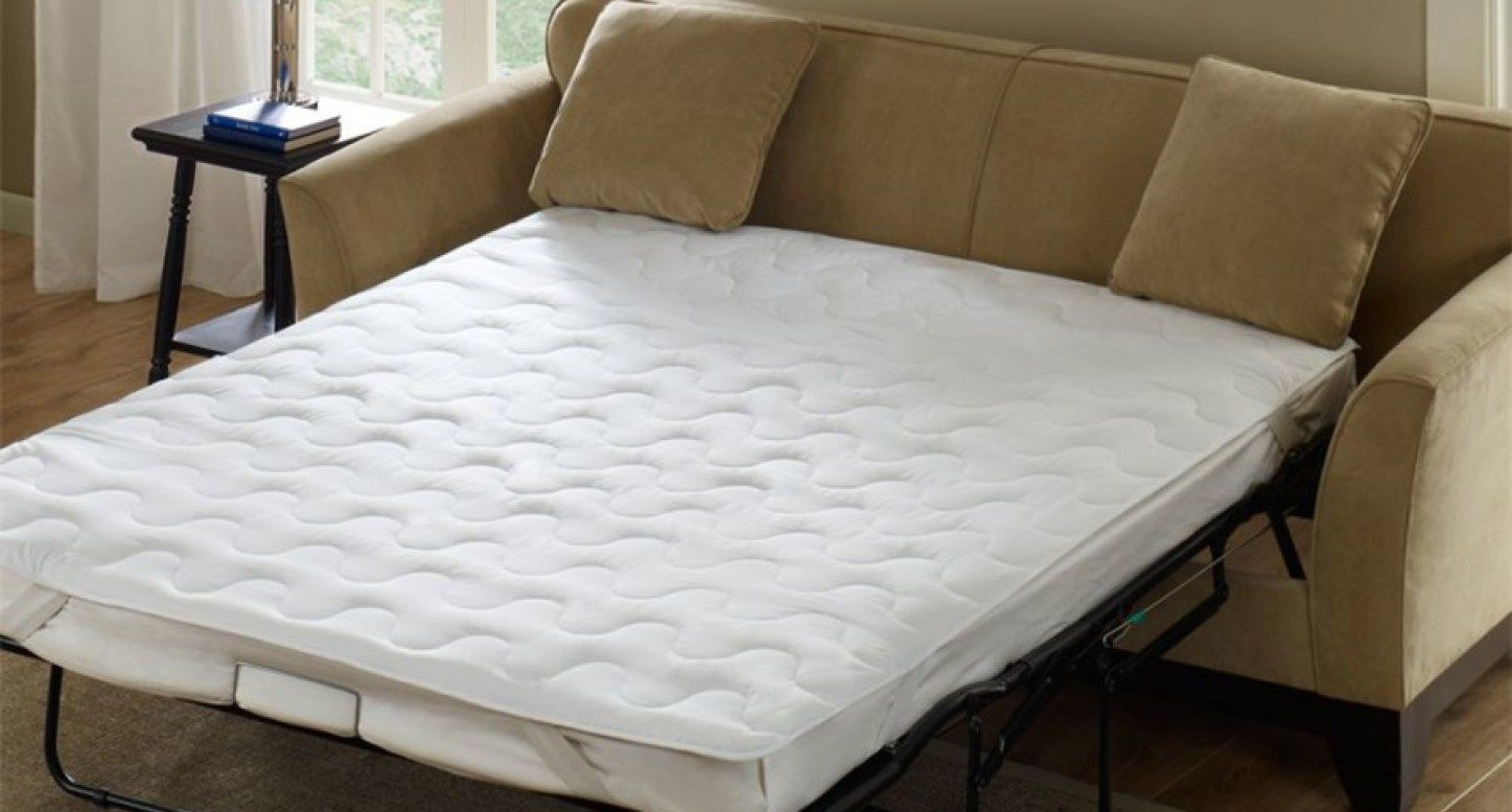 mattress pad for sleeper sofa outdoor furniture pads beds best bed