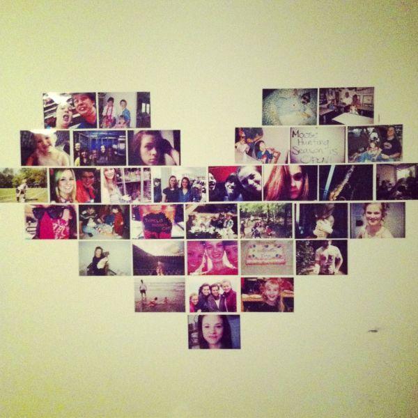 Pinterest DIY Collage Ideas
