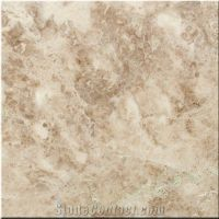 Troia Light Brown Beige Marble Tile and Floor