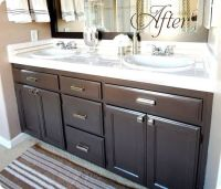 Redo Bathroom Vanities on Pinterest