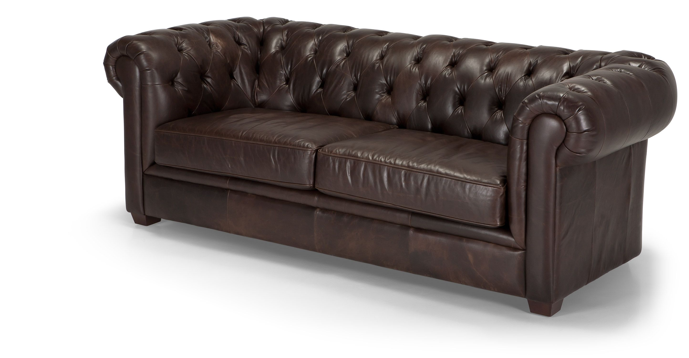 Chesterfield Sofa Living Room Ideas Mayson Chesterfield 3 Seater Sofa Antique Brown Premium