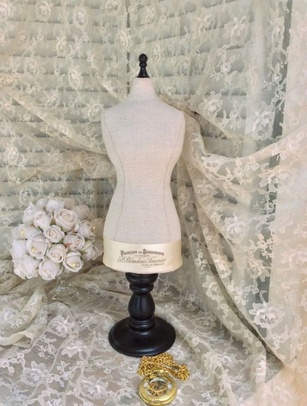 Xl Necklace Display Mannequin Dress Form Jewelry Stand