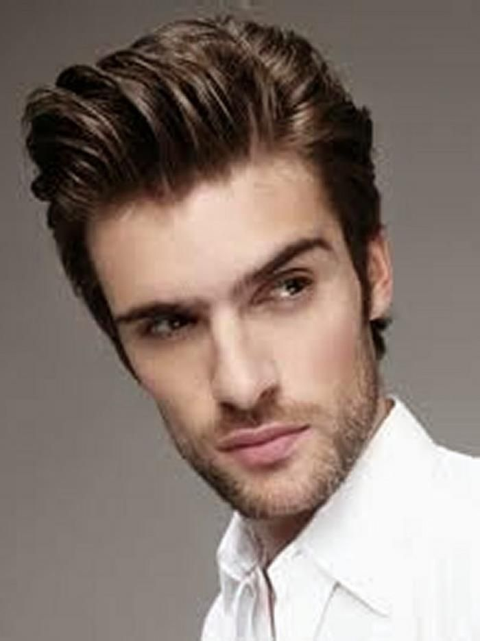 Men Short Hairstyles For Thin Hair Expressões Faciais