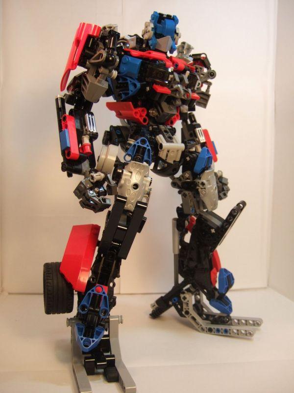 Transformers Optimus Prime Movie Version Johnny-dai #
