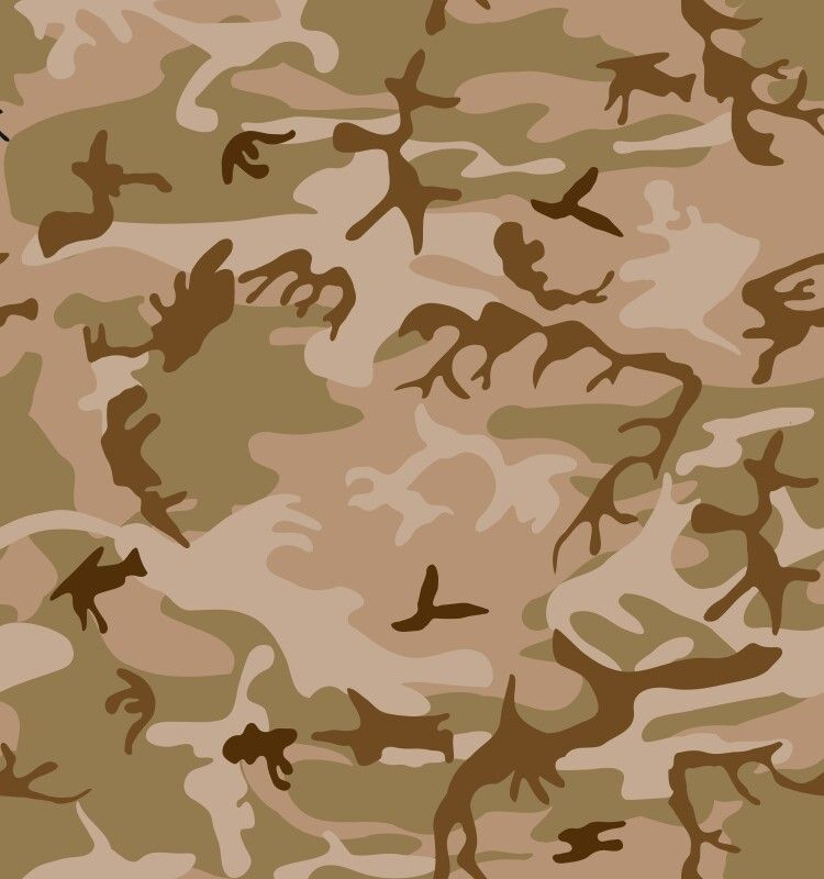 image about Free Printable Camouflage Stencils identified as Camo Template Mattress Linen Gallery