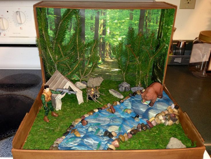 Diorama Examples New York