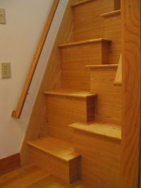 Cheap Alternating Tread Stair Ideas - http://www ...