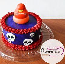 Hotel Transylvania 2 Cake Torta De