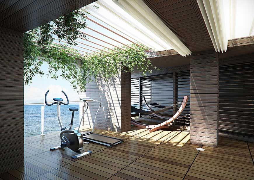 Awesome Home Gym Design Inspirations Interior Design Design