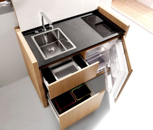 A Tiny Kitchen Can Be One Of The Most Difficult Spaces To Get