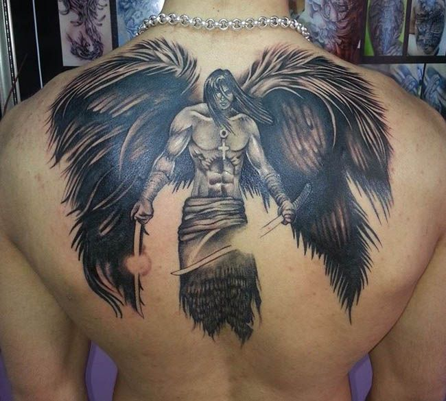 Best Angels Tattoos, Angel Tattoo, Angels Tattoos Video