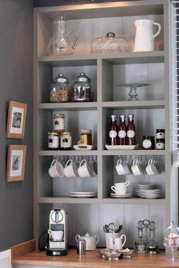 unique coffee bar ideas kitchen ideas how to organize