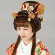japan edo era fukiwa hairstyle