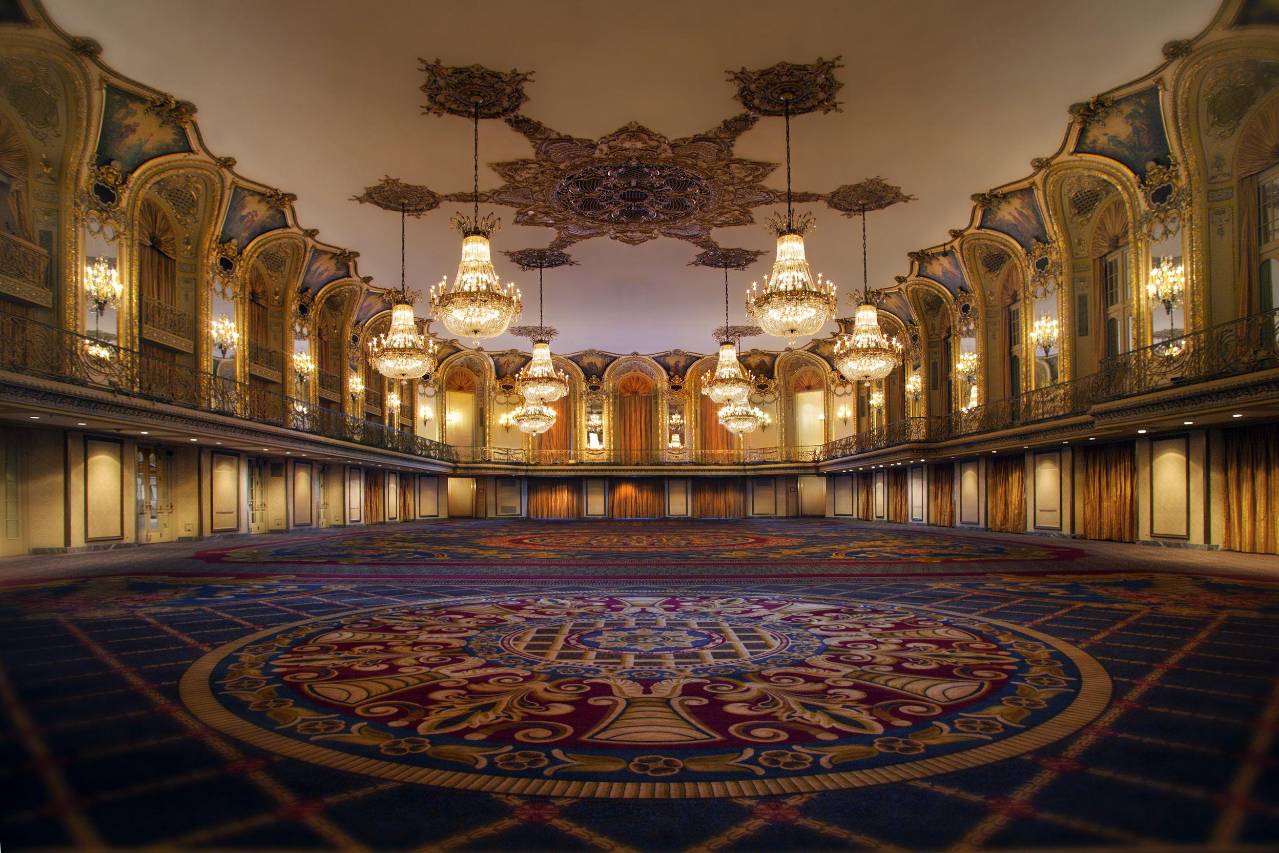 Grand Ballroom  Esthers Mansion  Pinterest  Ballrooms