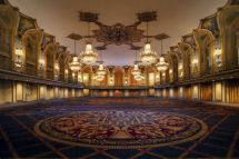 Grand Ballroom Esther' Mansion Ballrooms