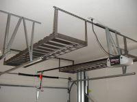 cheap garage storage rack ceiling