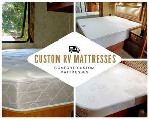 Custom At Home Quality Mattresses For Your Rv