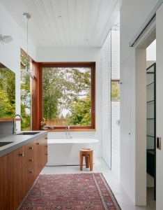 This silicon valley home focuses on nature not technology also sun screen poetics of space pinterest screens architecture rh