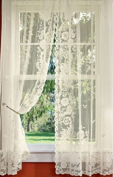 Simply Beautiful Lace Curtains Also Pinterest Com Pin