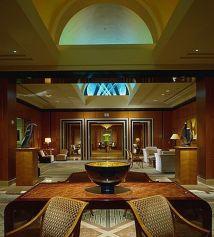 Luxury Lobby Modern And Hotel Interior