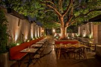 Outdoor dining restaurants in Los Angeles, spring 2017 ...