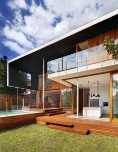 Sydney australia castlecrag residence by cplusc architectural workshop also best images about home sweet on pinterest mansions rh