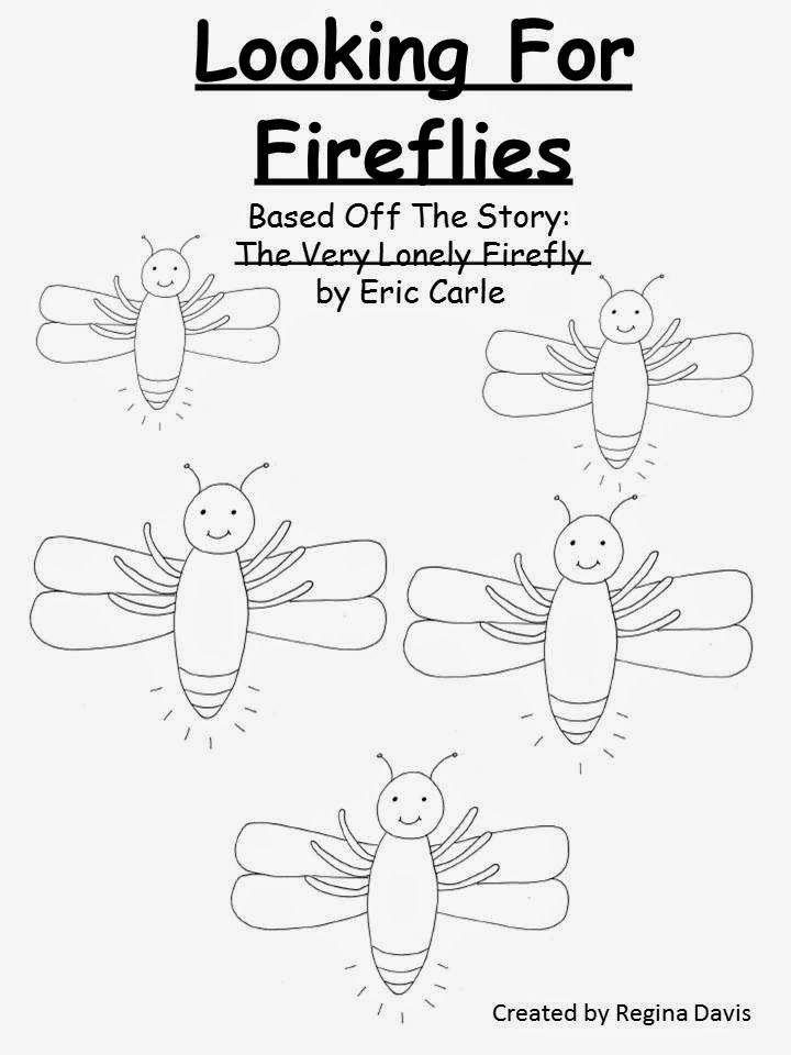 Click on picture of 'Looking for Fireflies'. A 51 pages