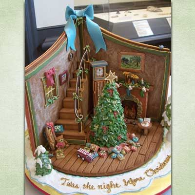 Editors' Picks 99 Amazingly Crafted Gingerbread Houses