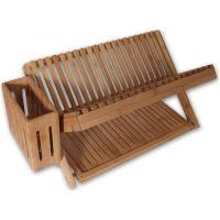 "Island Bamboo Wooden Dish Rack (24"") | Dish drying racks ..."