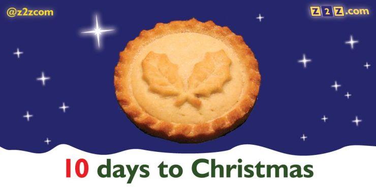 10 days to Christmas
