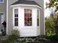 bay window trim   House Reno ideas   Pinterest   Window ...