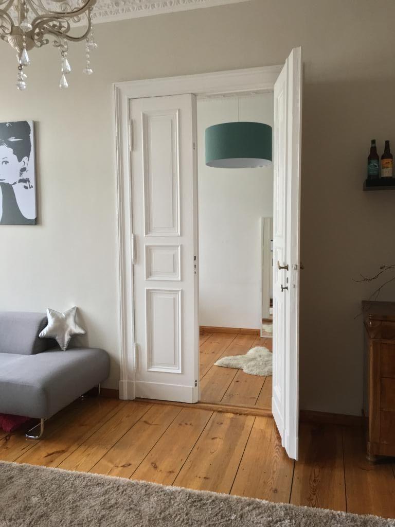 Berliner AltbauFlair in wunderschner Altbauwohnung nahe Tiergarten und Spree  Wohnung in